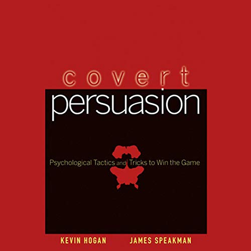 Covert Persuasion  By  cover art