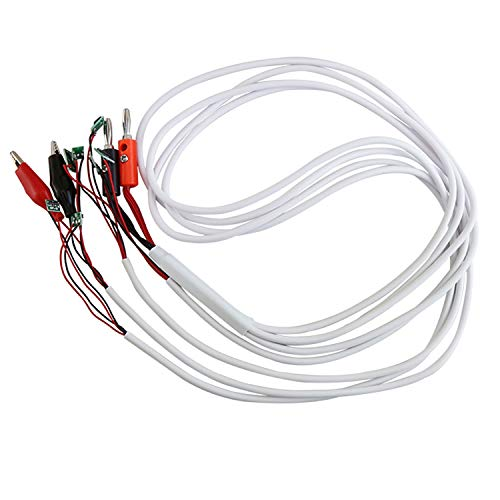ChaRLes Best Mobile Phone Dc Power Supply Phone Current Test Cable Repair Tools Power Data Kabel Für Iphone 4-8X