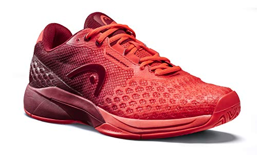 Head Revolt Pro 3.0, Zapatillas de Tenis para Hombre, Rojo...