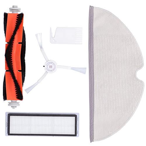 Zhjvihx Cepillo Principal de barredora, Cepillo de Limpieza de Repuesto, para el hogar, para la Familia