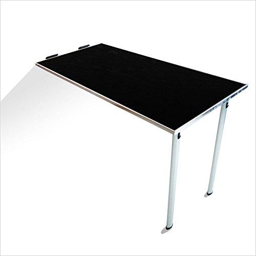 Preisvergleich Produktbild Hairong Wandmontage Laubtisch,  faltbar Esstisch aus Holz,  Arbeitszimmer Kindertisch,  120 × 60 × 74 cm,  erhältlich in 4 Farben (Size : Redwood)