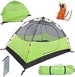 Tenda da campeggio per 2 persone Tenda da spiaggia automatica portatile Tenda professional...