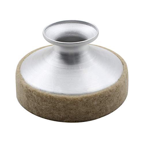 Eenvoudig te installeren Lichtgewicht aluminium viscose saxofoon saxofoon demper, altsax demper, hoge demper demper voor hoge toonhoogte/tenor/altsax