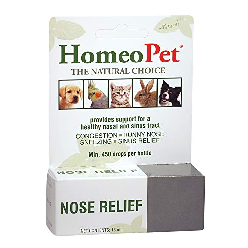 HomeoPet Nose Relief, 15ml