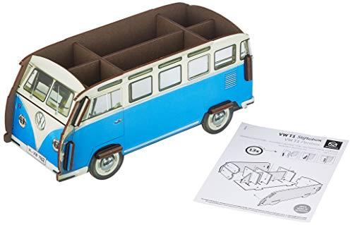 Werkhaus Stifthalter, VW Bus T1,Blau