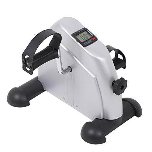 Draagbare mini-fiets hometrainer, pedaaltrainer Hometrainer Machine - lage impact, kleine pedaaltrainer voor onder uw bureau