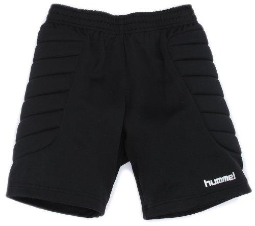 hummel Kinder Torwart Shorts with Padding Classic, black, 122 / 128 ( 8 ), 10.272-2001_2001