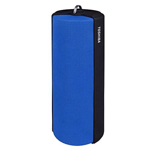 Toshiba WSP 70 Mobiler Lautsprecher, Blau