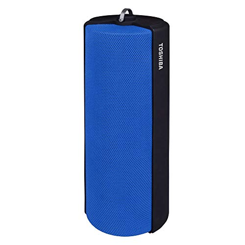 Toshiba WSP 70 Bluetooth-Lautsprecher, Blau
