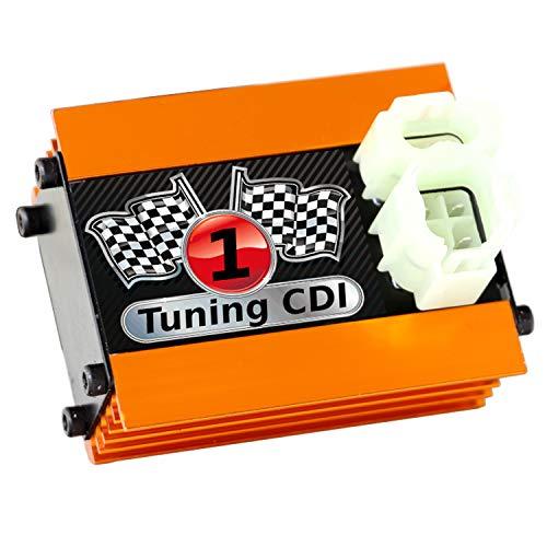 Offene Racing CDI Puma Falcon 4T, REX RS 125, 400, 1000, 1100 alle 125ccm, SC 125, Speedy 125, Roketa Capri 150 4T (Digital/AC)