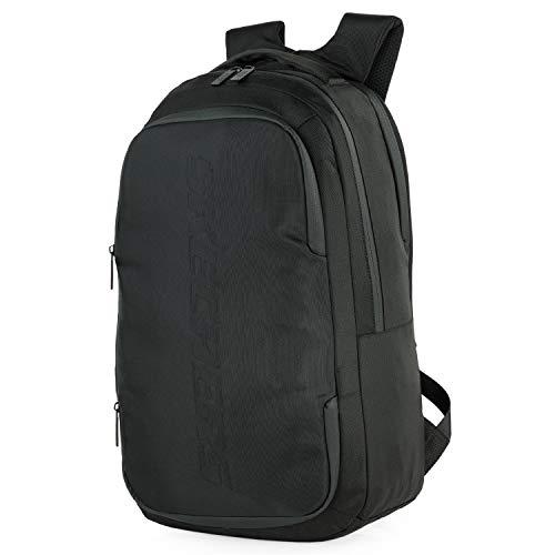 SKECHERS - Casual Sports Unisex zurück. Multifunktional und leicht. Für den täglichen Gebrauch, die Schule oder Ausflüge. S1021, Color Schwarz