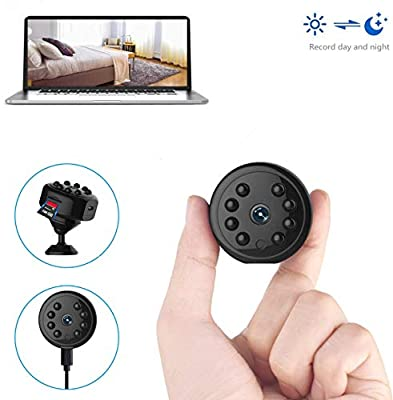 Hidden Camera Spy Camera Mini Camera Motion Detection Long Time Recording Surveillance Camera for Home Monitoring