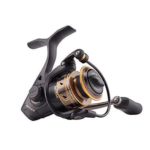 PENN Battle II & III Spinning Fishing Reel (All Models & Sizes)