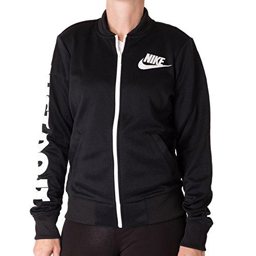 Nike Sportswear Varsity, Jacket Damen, Damen, Sportswear Varsity, Schwarz/Weiß, XS