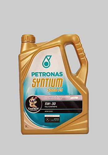 Petronas Aceite Motor Syntium 5000 FJ 5W30, 5 litros