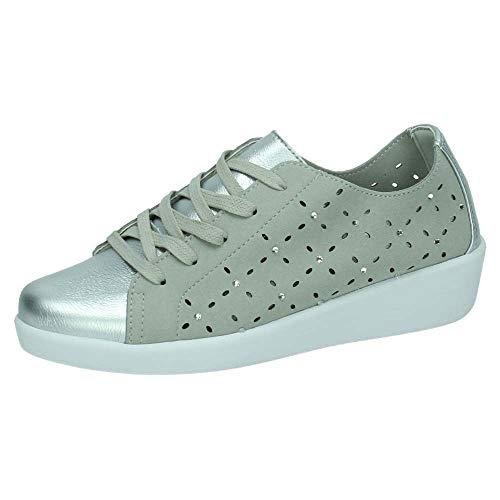 DOCTOR CUTILLAS - Zapatos DOCTOR CUTILLAS 38453 SEÑORA Plata - 41