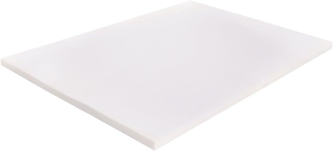 Fort Worth Mall Giantex White 45D Memory Sponge Top Mattress Deluxe Foam Pad Bed