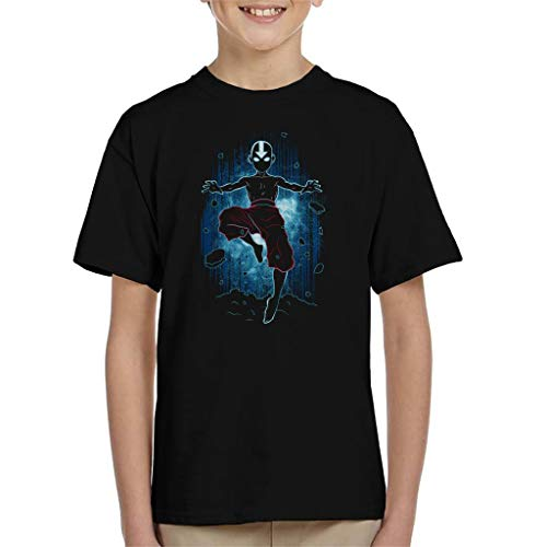 Preisvergleich Produktbild Avatar The Last Airbender Shadow of Aang Kid's T-Shirt