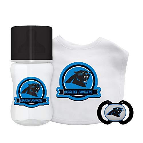 NFL Baby Fanatic Carolina Panthers First Fan Geschenk-Set (3-Teilig)