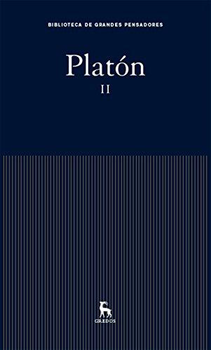 Platón II (Biblioteca Grandes Pensadores nº 16)