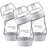 Playtex Baby Ventaire Bottle, Helps Prevent Colic & Reflux, 6 Ounce Bottles, 3Count