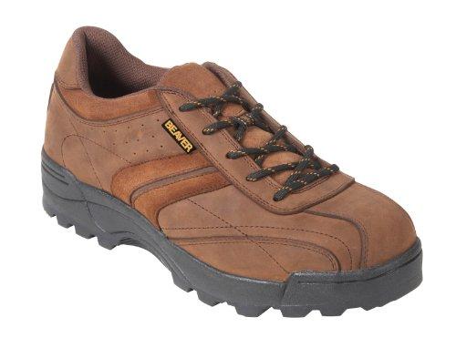 Parent Units Beaver 215 S1p Leisure Shoe, Scarpe di Sicurezza Uomo, Marrone (Braun), 40 EU