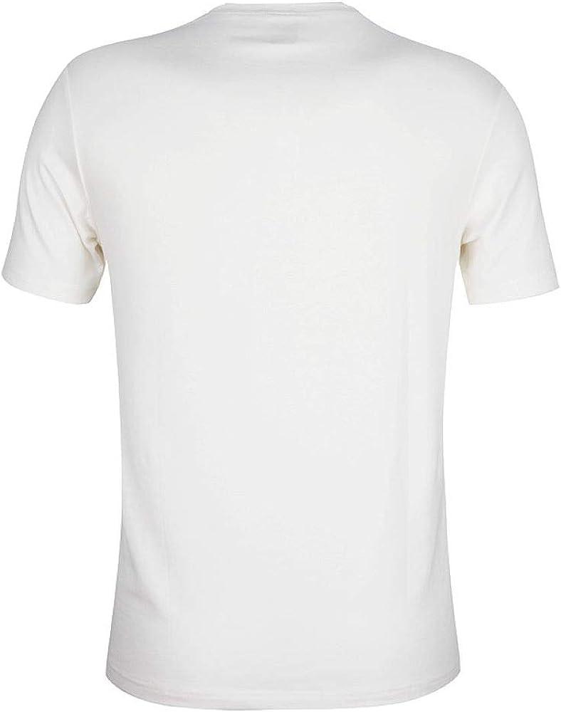 WITJUTI Men's 'Akame' Short Sleeve Henley T-Shirt