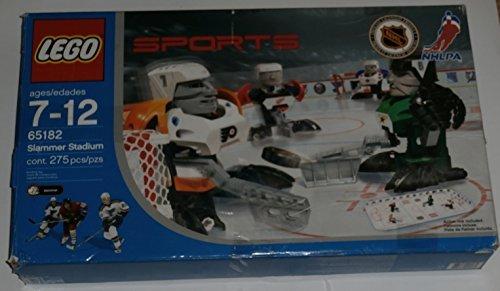 LEGO Sports NHL Hockey 65182 Slammer Stadium