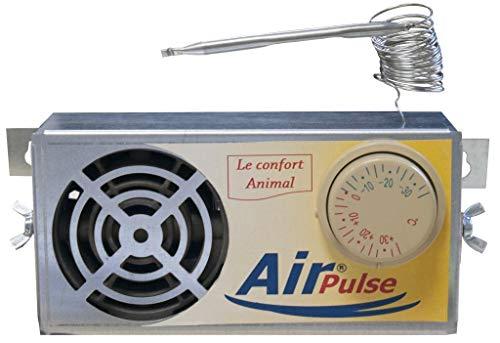 FP Ambiente caseta Perro gallinero Clapier a Air pulsé-150W