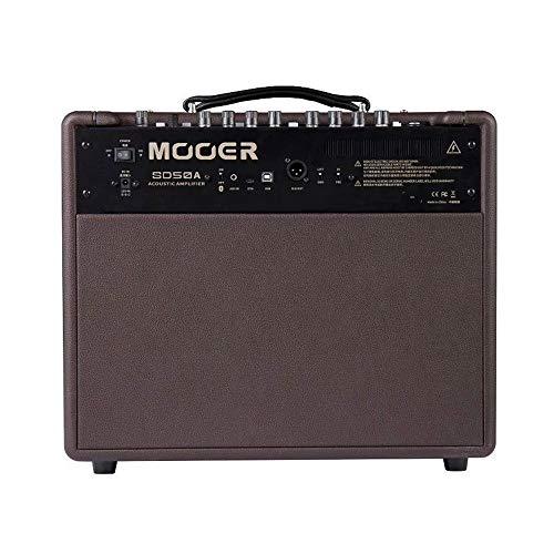 Mooer SD50A - Combo para Guitarra acústica (8