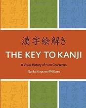 The Key To Kanji: A Visual History of 1100 Characters (English and Japanese Edition)