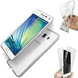 coque-personnalisable Coque Intégrale 360° pour Samsung Galaxy J5 (J500) Gel Transparent ÉTUI...