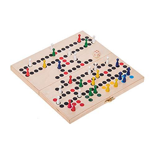 Square - Barrikade C-255 - Brettspiel aus Holz - Blockade