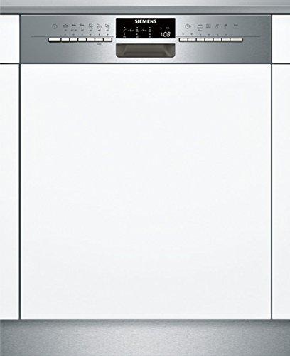 Siemens SN56P598EU iQ500 Geschirrspüler Teilintegriert / A+++ / 237 KWh/Jahr / Edelstahl