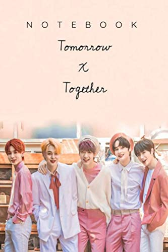 TXT NOTEBOOK : DIARY JOURNAL FOR KDRAMA AND KPOP FANS: PERFECT FOR GIFT : 6X9 INCHES AND 110 PAGES