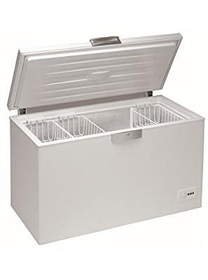 Beko HSA40520 Horizontal Freezer with 360 Litre Capacity