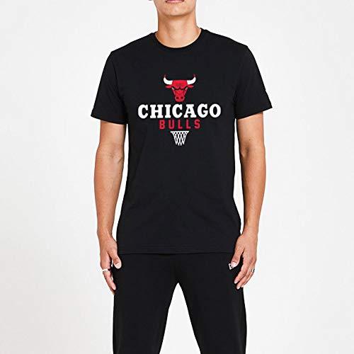 New Era Camiseta Chicago Bulls Modelo NBA Bold Graphic tee CHIBUL Marca