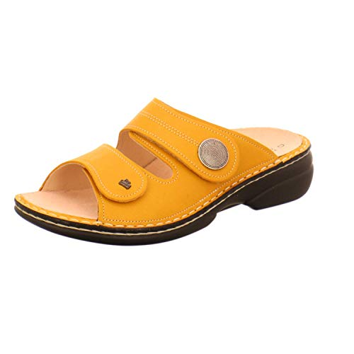 Finn Comfort Sansibar Bar Sunset - Barra de Ducha, Color Amarillo, Talla...