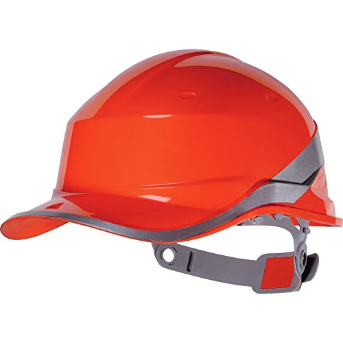 Venitex Hi-Vis Baseball PPE Sicheheitshelm (Einheitsgröße) (Rot)