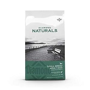 Diamond Naturals Small Breed Dog Real Lamb Recipe Premium Dry Dog food, 6 lb
