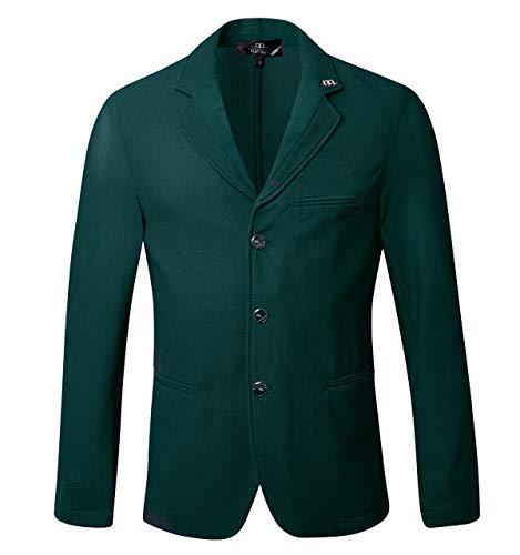 Horseware Ireland AA Motion Lite Herren-Jacke, Jägergrün, Größe XL