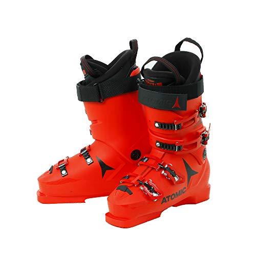 ATOMIC REDSTER Club Sport 110 Chaussures de Ski (Rouge/Noir), Mixte, Rouge/Noir