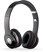 Teconica VM43R Wired Headphone Deep Sound with Soft Earpads Foldable Body with Long Tangle Free Cable 3 5mm Jack Supported with All Devices