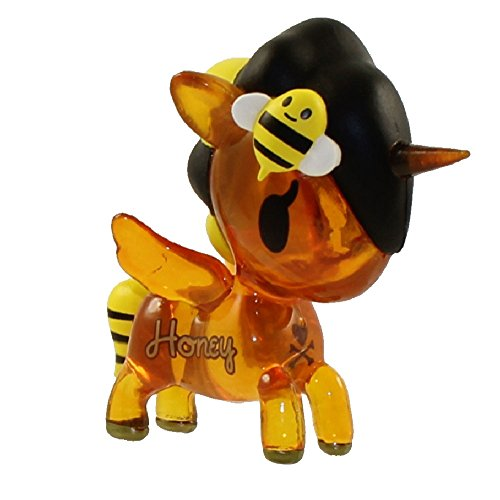 "Tokidoki Unicorno Series 5 3"" Vinyl Figure Unicorn - Honeybee"