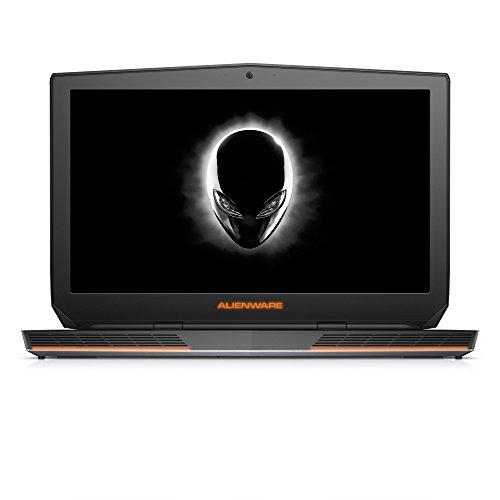 Alienware AW17R3-7092SLV 17.3-Inch FHD Laptop (6th Generation Intel Core i7, 16 GB RAM, 256 GB SSD + 1 TB HDD, NVIDIA GeForce GTX980M,Windows 10 Home),Silver (Renewed)