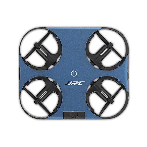 Amyove JJRC H70 Mini Drohne für Kinder, RC Small Quadcopter One Key Take Off Nano Drohnen Spielzeug für Anfänger Jungen und Mädchen Blau