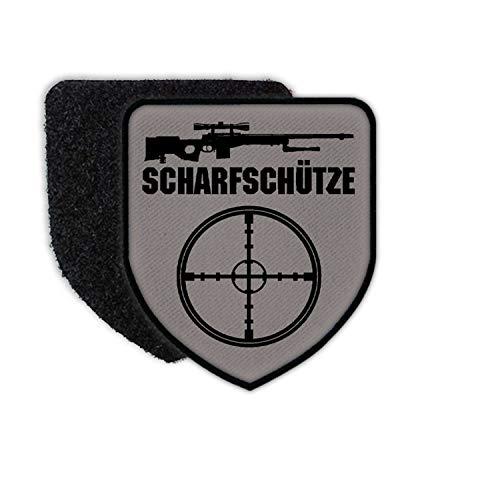 Copytec Patch G22 Scharfschütze Sniper Gewehr Bundeswehr Abzeichen Sportschütze #35651