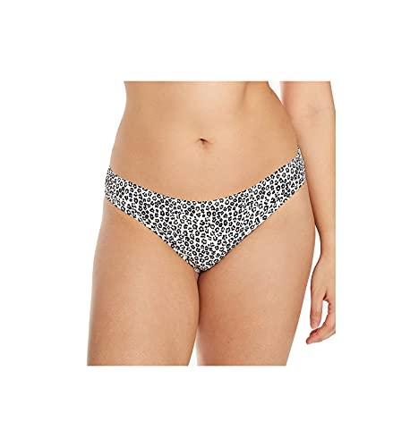 Empreinte Women's Wild Animal Print Bikini Brief Swim Bottom CMS-WLD M Wild