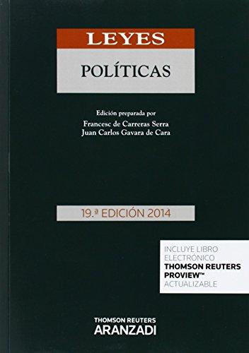 Leyes políticas (19ª ed.) 2014 (Código Básico)