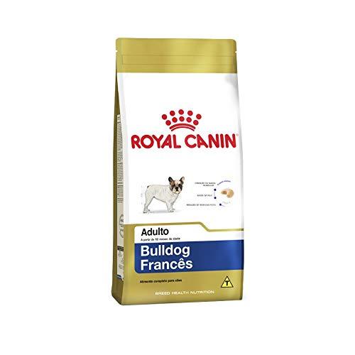 Ração Royal Canin Bulldog Francês Cães Adultos 7,5kg Royal Canin para Todas Todos os tamanhos de raça Adulto - Sabor Outro